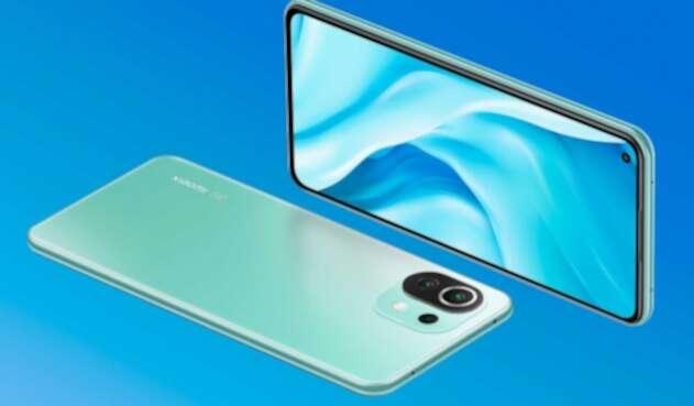 Xiaomi Mi 11 Lite 5G, teléfono gama alta