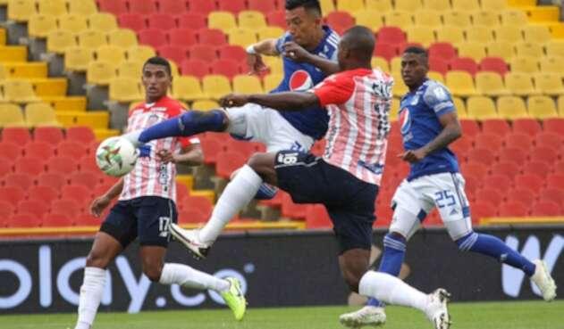 Millonarios Vs. Junior - Liga BetPlay