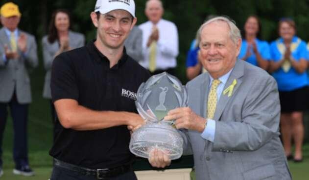 Patrick Cantlay ganó su segundo título del Memorial de la PGA