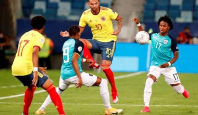 Selección Colombia Vs. Ecuador - Copa América