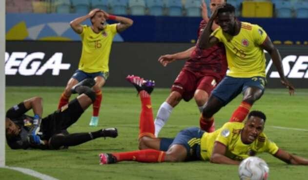 Selección Colombia Vs. Venezuela - Copa América 2021