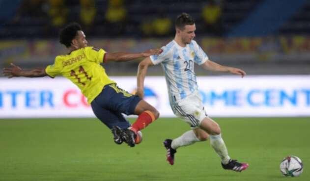 Selección Colombia Vs. Argentina - Eliminatorias Sudamericanas