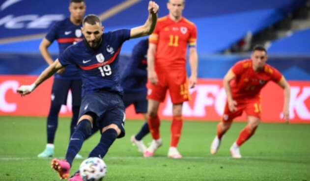 Selección de Francia - Karim Benzema