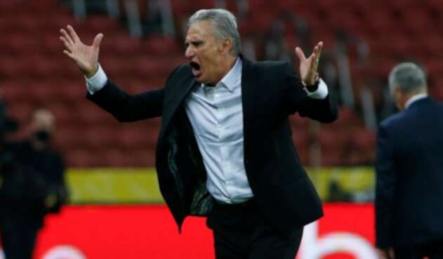 Tite, técnico de la Selección de Brasil