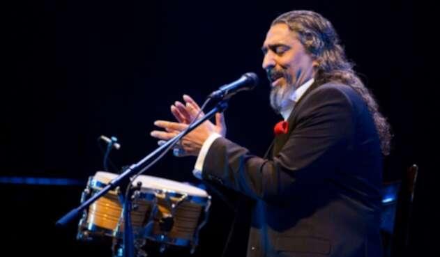 Cantaor español Diego El Cigala