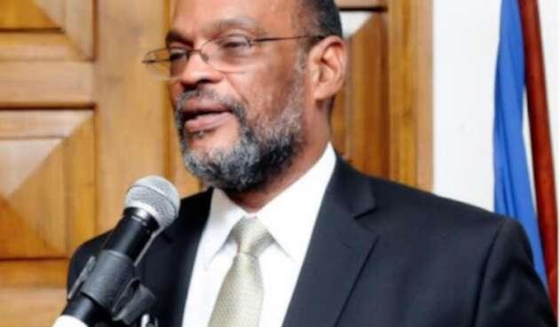 Ariel Henry, primer ministro de Haití