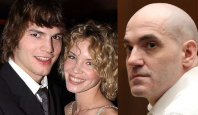 Ashton Kutcher, Ashley Ellerin, Michael Gargiulo