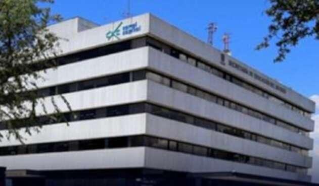 Sede de Canal Capital, en Bogotá