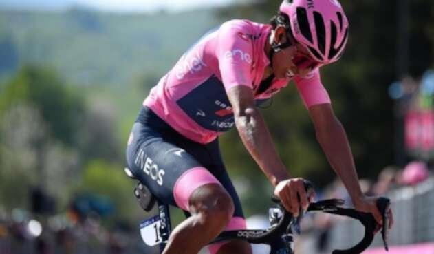 Vuelta a España 2021, Egan Bernal