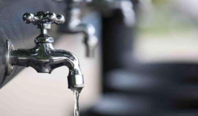 corte de agua bogota hoy 6 de julio
