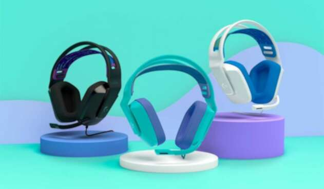 Auriculares para gamer Logitech G335