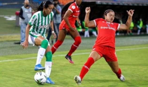 Liga Femenina: Nacional vs América