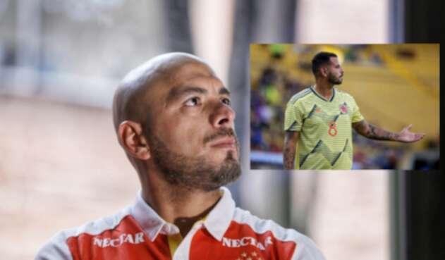 Omar Pérez contra Edwin Cardona de Boca Juniors