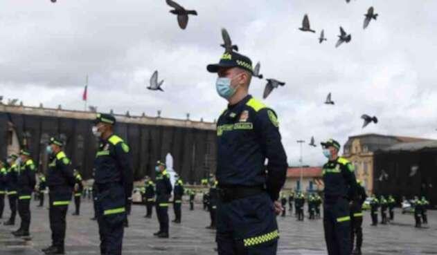 policia nacional / policía nueva reforma