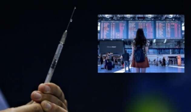vacuna sinovac europa países que la permiten para viajes