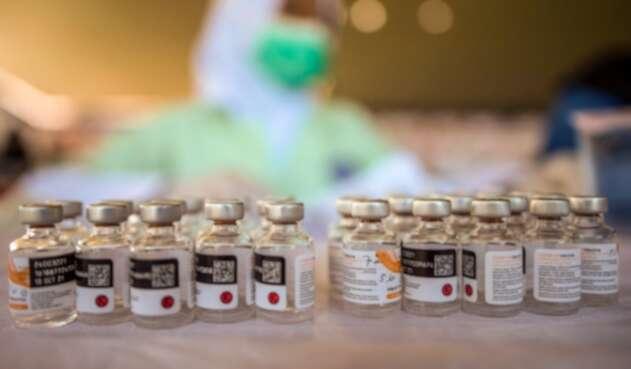 Vacunas de Sinovac