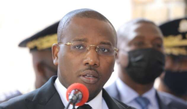 Claude Joseph, primer ministro interino de Haití