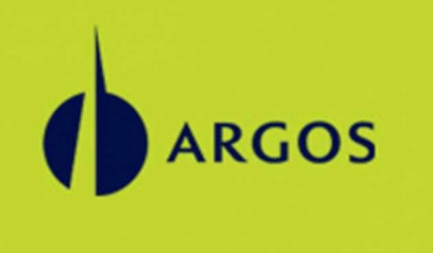 Logo de la empresa Argos.