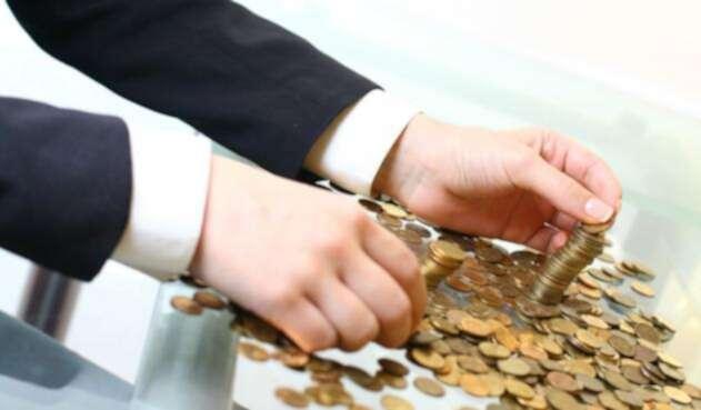 El pánico económico es castigado en el Código Penal