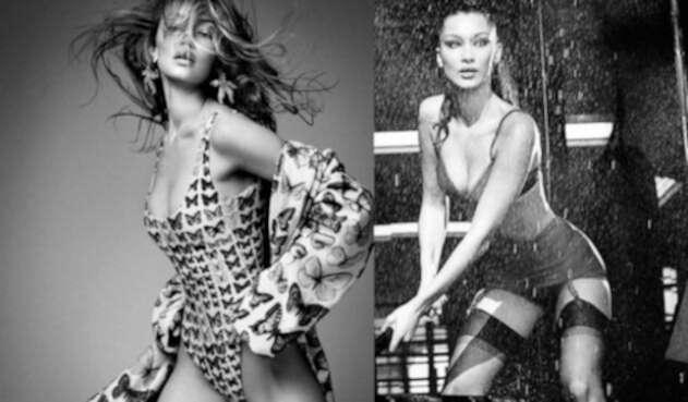 Gigi Y Bella Hadid Causan Polémica Con Su Desnudo Para Vogue La Fm