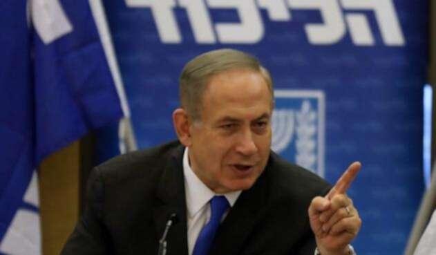 Benjamin Netanyahu, de 69 años, ha estado en el cargo durante casi diez años.