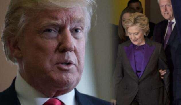 Trump venció a Clinton en las elecciones para presidente de Estados Unidos
