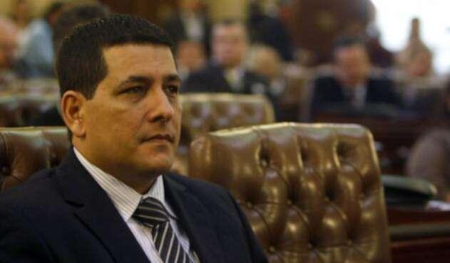 El gobernador de Bolívar ya ha sido sancionado