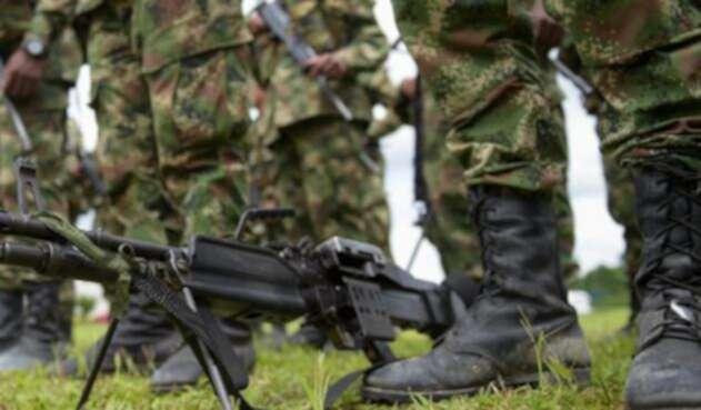 Imagen de referencia del Ejército