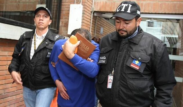Los directivos de la firma Estraval fueron detenidos.
