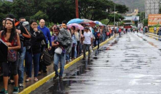 Tag Últimahora en El Foro Militar de Venezuela  Frontera-Venezuela_AFP1