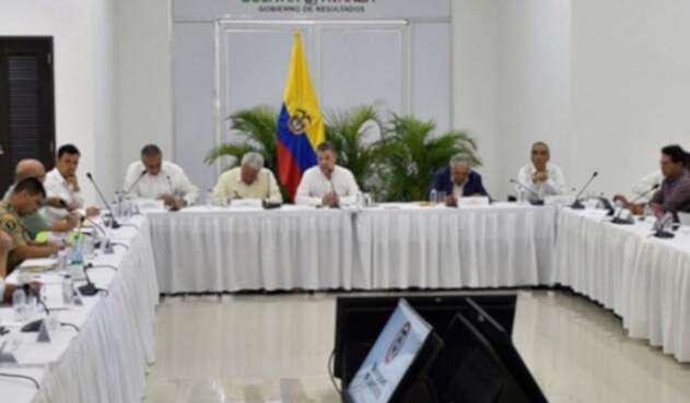 GobiernoELNConversaAFP.jpg