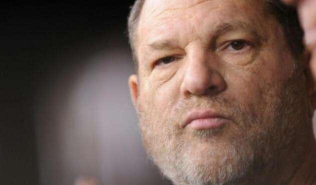 Harvey Weinstein, la otrora estrella de Hollywood que ahora es acusada de acoso sexual