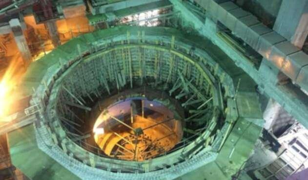 Hidroélectrica de Ituango / Suministrada a LA FM