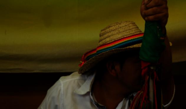 Los manifestantes buscan la defensa del territorio campesino