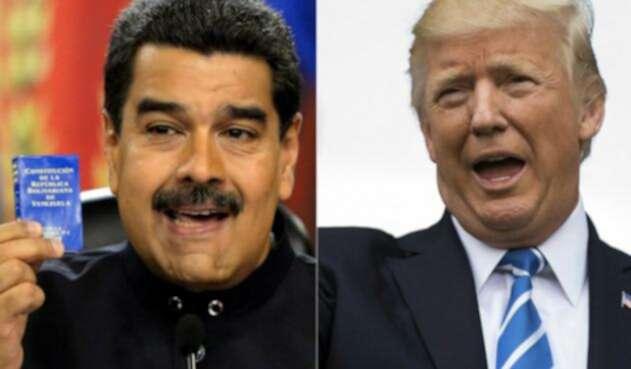 Maduro-y-Trump-LA-FM-AFP.jpg