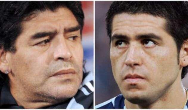 Maradona-y-Riquelme-AFP.jpg