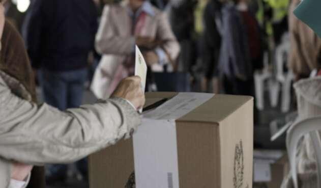 Plebiscito por la Paz - Elecciones en Colombia