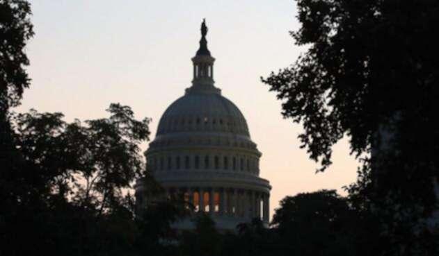 Imagen de referencia del Congreso de Estados Unidos / AFP