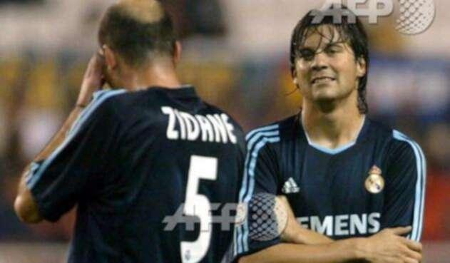 Solari  el Real Madrid es favorito en la final de Champions  2f9983d50d127