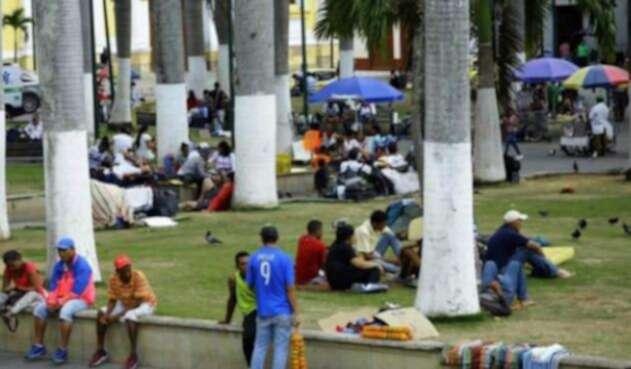 VenezolanosBucaramangaRCNRadio.jpg