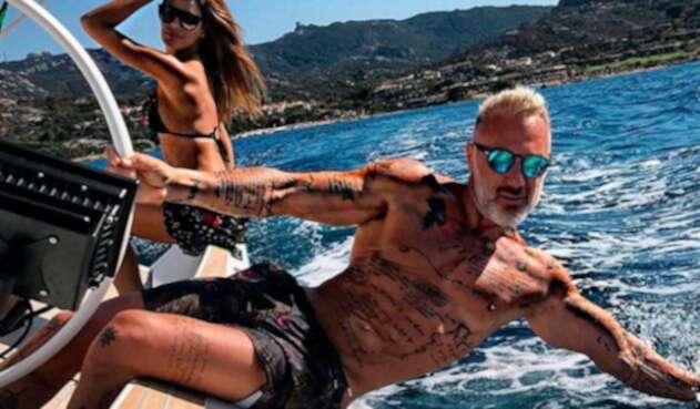 Aparece un video que muestra a Gianluca Vacchi como pocos lo ...