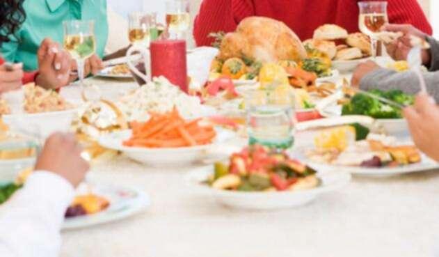 Foto referencial de alimentos