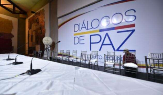 Diálogos de paz con el ELN