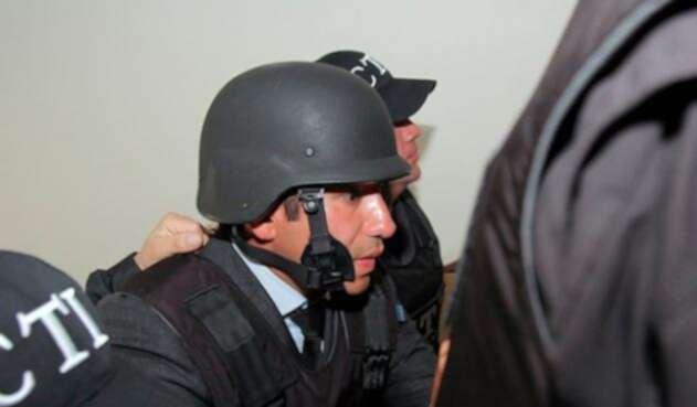 El exfiscal fue extraditado el pasado 17 de mayo