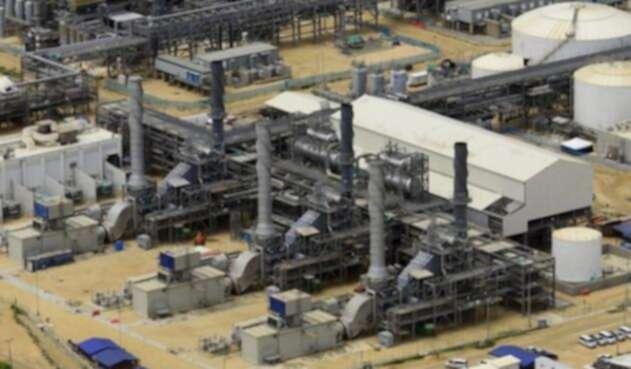 Reficar, refinería de Cartagena
