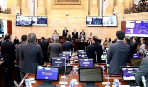 Senado de la República, debate de la JEP