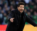 Las duras críticas de Diego Simeone tras la goleada de Croacia sobre Argentina