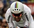 Tom Dumoulin, ganador de la contrarreloj individual en el Tour de Francia