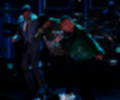 J Balvin y Nicky Jam en el programa de Jimmy Fallon