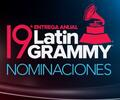 Nominados Grammy Latinos 2019